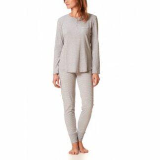 Mey Langer Damen-Schlafanzug