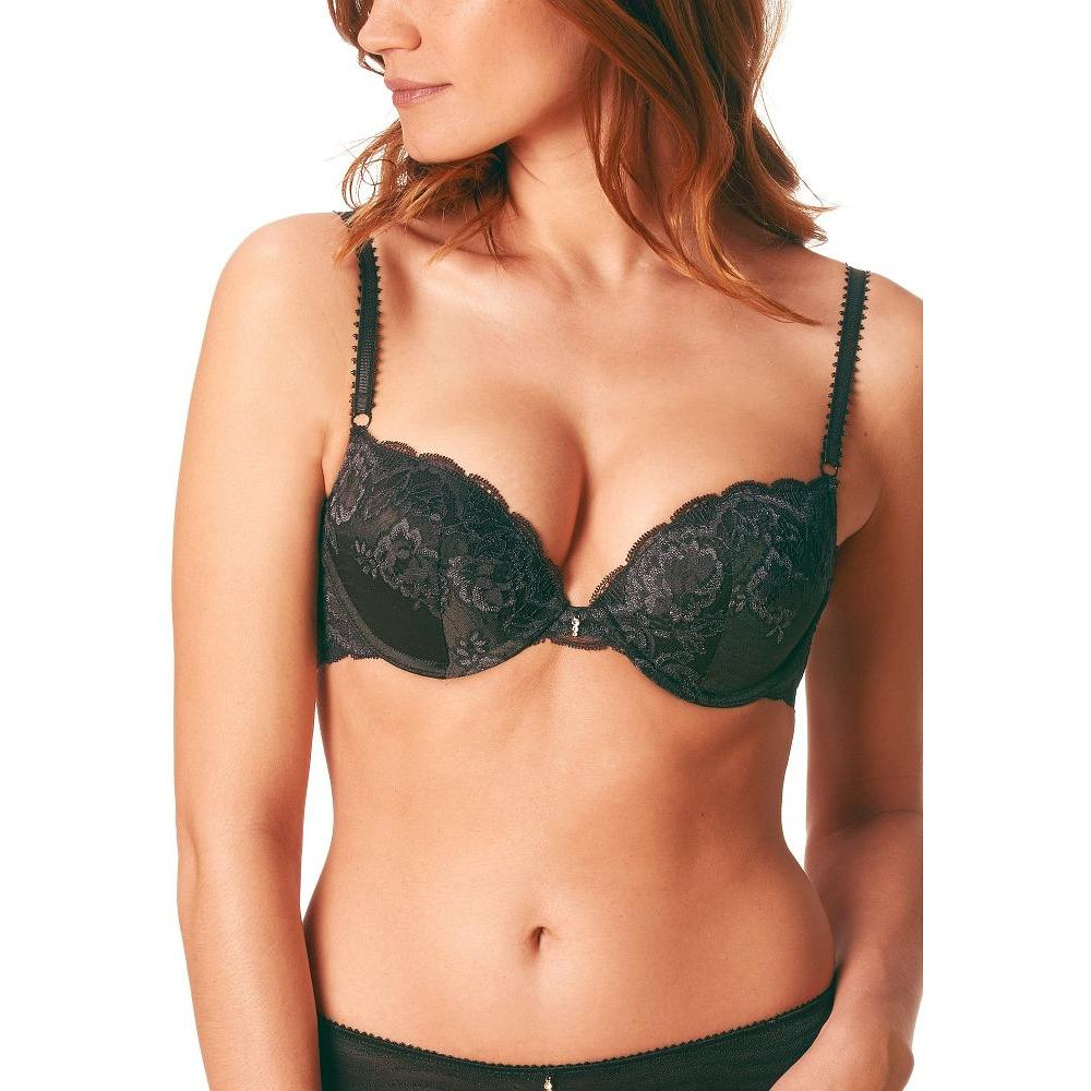 Mey Serie Luxurious Push-up-BH mit Spitze