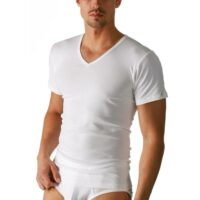 Mey Serie Noblesse V-Ausschnitt-Shirt